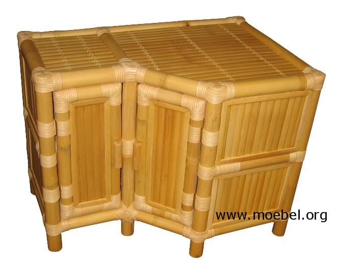 Bambusm Bel Eckschr Nke Und Kommoden Sonderanfertigung Aus Bambus