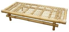 Lattenrost aus Bambus