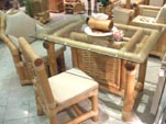 Tische - Esszimmertische - Bambusmöbel aus Indonesien ---> www.bambusmoebel.at
