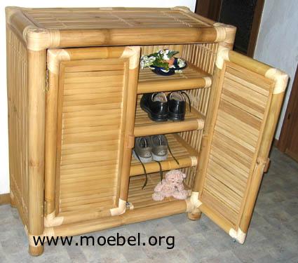 bambusm bel bambusschr nke kommoden nachtk stchen schr nke aus bambus. Black Bedroom Furniture Sets. Home Design Ideas