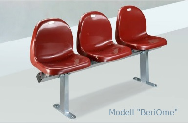 Stadium seat-seat stadium TriBühne-Stage-Traverse-on-ground BeriOme-kl