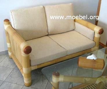 Sofa Modell Jawa, 2-Sitzer
