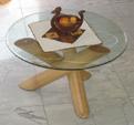 Tisch / Wohnzimmertisch aus Bambus